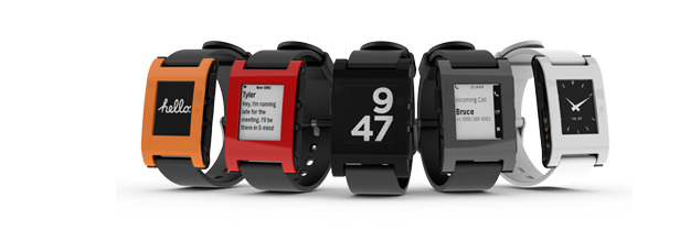 The Pebble: shitty product, perfect timing…